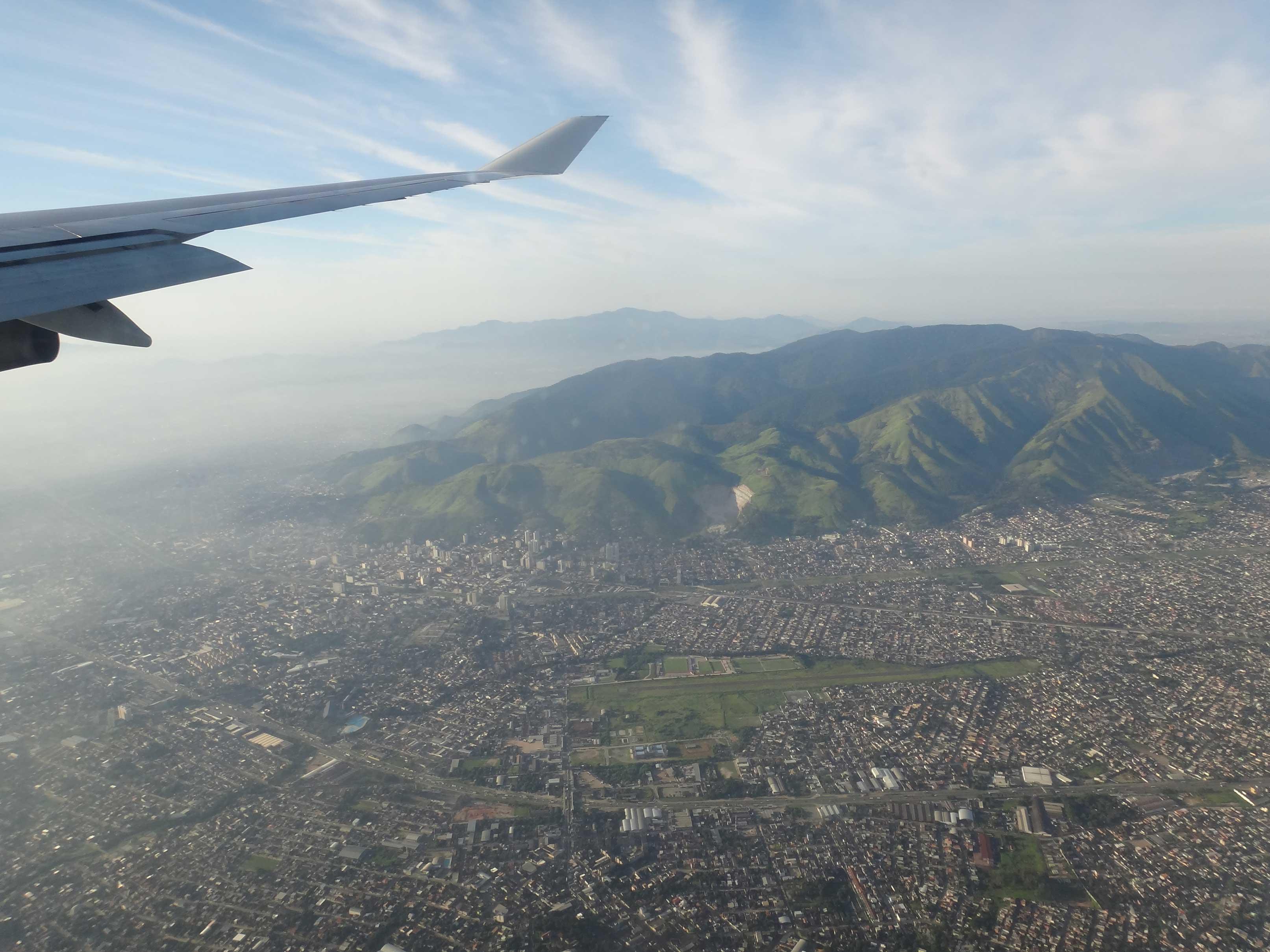 Landung Rio