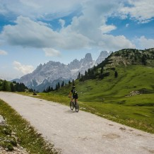 Weg Dolomiten