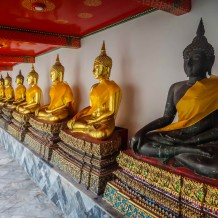 Thailand Temple Bangkok