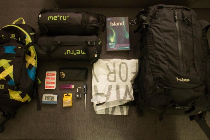 PacklisteSonstiges